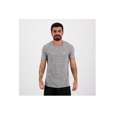 Camiseta Fila Match Cinza