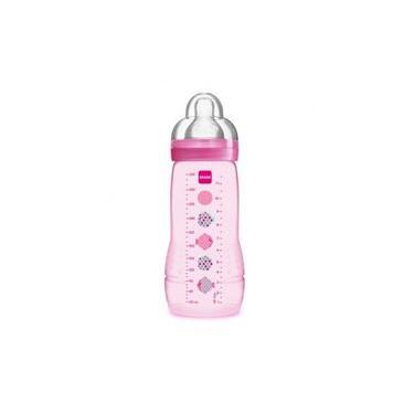 Mamadeira Mam Easy Active 270ml - Embalagem Unitaria  Rosa