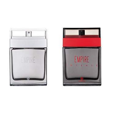 Imagem de Kit Perfume Empire Intense & New Empire Tradicional Hinode