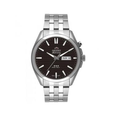 0ea47453254 Relógio Masculino Orient Automático 469SS041 P1SX - Prata