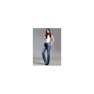 4bce563562283 Calça Jeans Feminina Flare - 249143