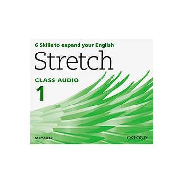 Stretch 1 - Class Audio CD - Editora Oxford - 9780194603485