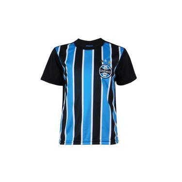 Camisa Grêmio Infantil Dry Tricolor