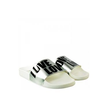 Chinelo Slide Vizzano Metalizado Fosco 6329.104