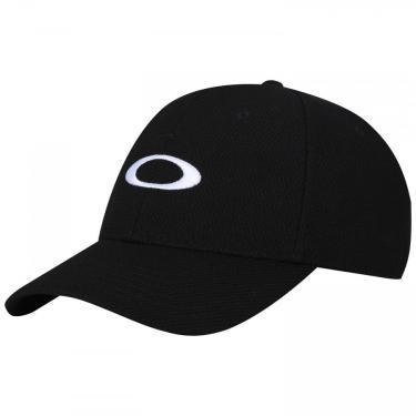 Boné Aba Curva Oakley Golf Ellipse Hat - Strapback - Adulto Oakley Masculino