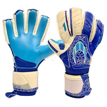 Luva Goleiro Ho Soccer One Negative Storm Blue