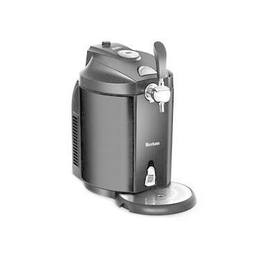 Imagem de Chopeira EOS Bierhaus Titanium 5 Litros com Keg ECE05T 110V 110V