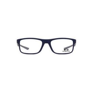 Armação e Óculos de Grau Oakley Americanas   Beleza e Saúde ... 586c6ff20c