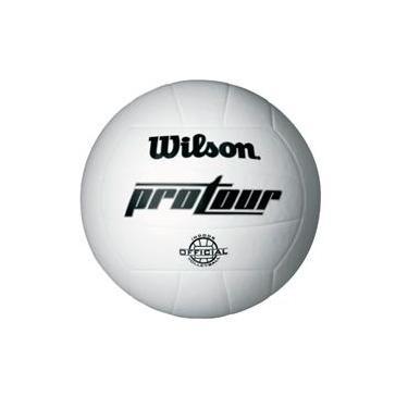12c53afc61 Bola Vôlei Pro Tour Branco - Wilson