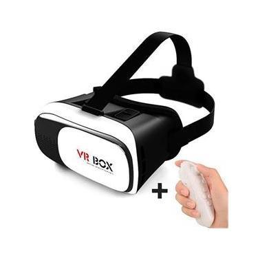 Óculos 3D VR Box + Controle