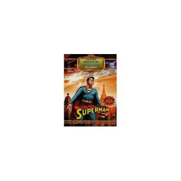 Imagem de Box Superman Coleção Super Heróis Do Cinema 02 Dvds
