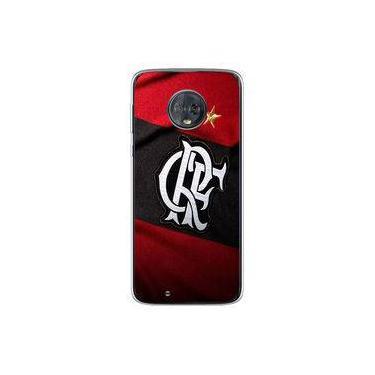 Capa para Moto G6 Plus - Flamengo 4