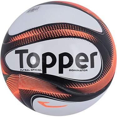 Bola de Futsal Topper Dominator TD2 142b422407627