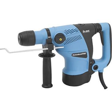 Martelete Perfurador 1020W 220V, Gamma Ferramentas GP1955/BR2, Azul
