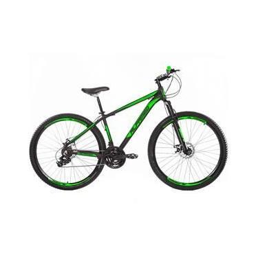 Bicicleta Aro 29 Alfameq Supreme Freio Hidráulico 24 Marchas Quadro 21