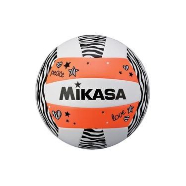 Bola De Vôlei De Areia Vxs-Zb-O Laranja Mikasa