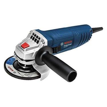 Esmerilhadeira Angular GWS 850 4 1/2 850W Com 3 Discos De Desbaste Bosch - 220v