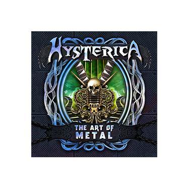 Imagem de CD Hysterica - The Art of Metal