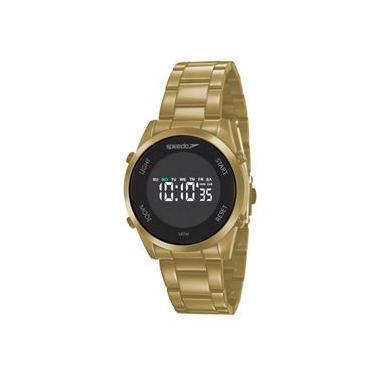 b5eeab1203c Relógio feminino Speedo Digital 24860LPEVDS1 - Dourado