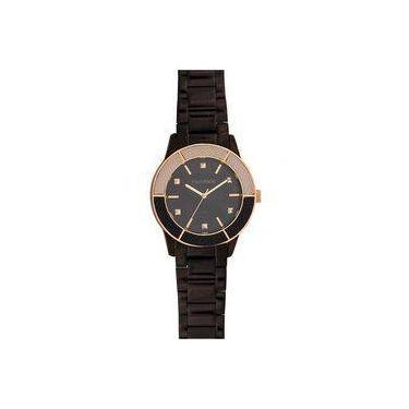 cde6e06e3aa Relógio Mondaine Feminino Preto Troca Pulseira e Aro 99265lpmvpe2