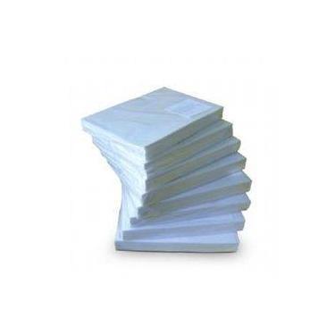 Papel Arroz A4 Branco Pacote Com 100un