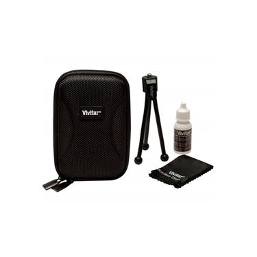 Conjunto De Acessórios Vivitar Para Câmera Digital Vivsk101