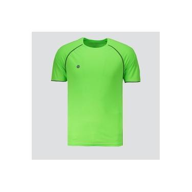Camiseta Olympikus Colors Verde