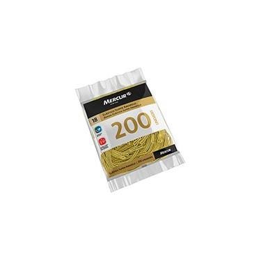 Elástico super amarelo n.18 c/ 200 unidades B0501020407008 Mercur PT 1 UN