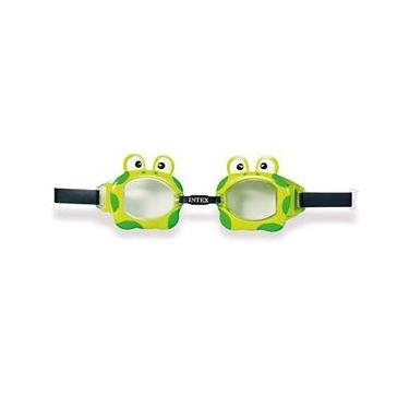 Óculos Para Natação Play Bichinhos Animados Sapinho - Intex