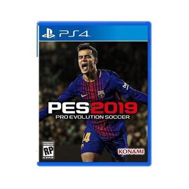 Pro Evolution Soccer 2019 - PS4