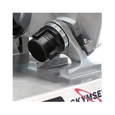 Cortador Fatiador de Frios Inox Automático Skymsen 127v