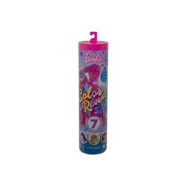 Imagem de Boneca Barbie Color Reveal Monocromática Mattel
