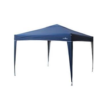 Gazebo Nautika Trixx 35200 3x3m Poliéster - Azul