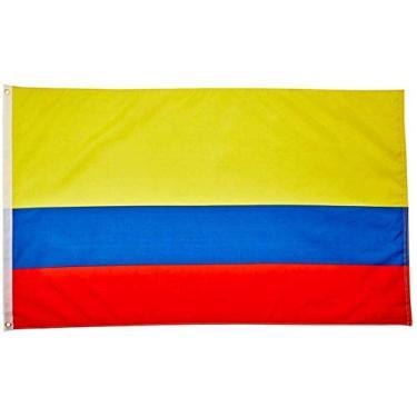 Bandeira da Colômbia 150x90cm