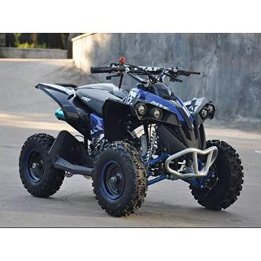 Mini Quadriciclo Thor MXF 90cc Azul