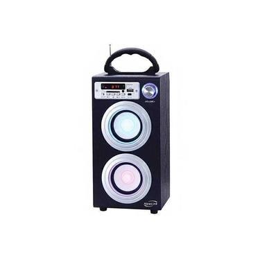 Caixa de Som Torre Bluetooth SP106 30W USB Micro SD NEWLINK