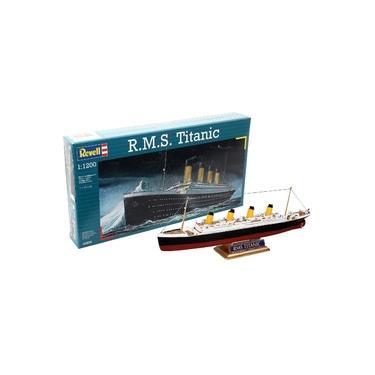 Imagem de Revell R.m.s. Titanic 05804 Kit Para Montar Escala 1/1200