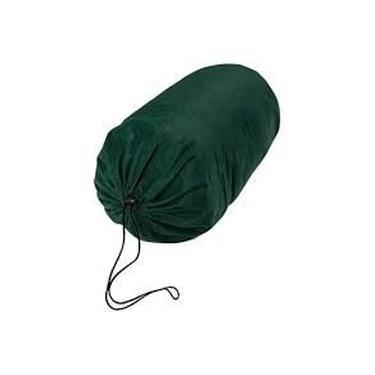Imagem de Mor Saco De Dormir Solteiro Camping 192X75 Com Ziper Verde