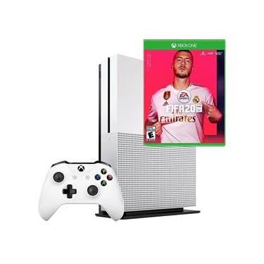 Console Xbox One s 1TB + Fifa 20