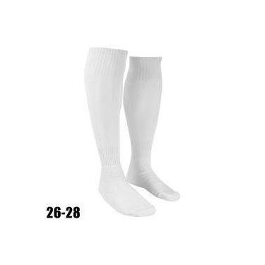 Meiao Para Futebol Matis 6 Infantojuvenil Tamanho 26-28 Branco Penalty 91356da8f7d13