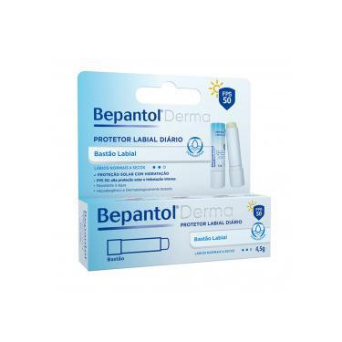 Imagem de Bepantol Derma Protetor Labial Diário FPS 50 4,5g