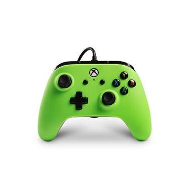 Controle Power A Com Fio Para Xbox One - Green 1847