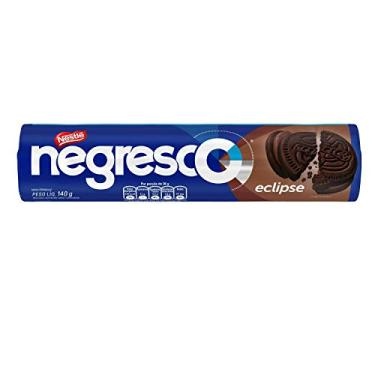Biscoito Recheado, Eclipse, Negresco, 140g