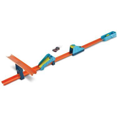 Imagem de Pista Hot Wheels Track Builder Long Jump Pack - Mattel