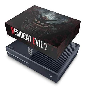 Capa Anti Poeira para Xbox One Fat - Resident Evil 2 Remake
