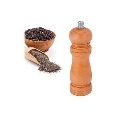 Moedor Manuel Sal ou Pimenta 15cm - BAMBU - Unyhome