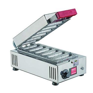 Máquina De Crepe Antiaderente Com 6 Cavidades - 6110 - Malta 127v