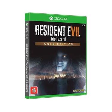 Jogo Resident Evil 7: Biohazard Gold Edition - Xbox One