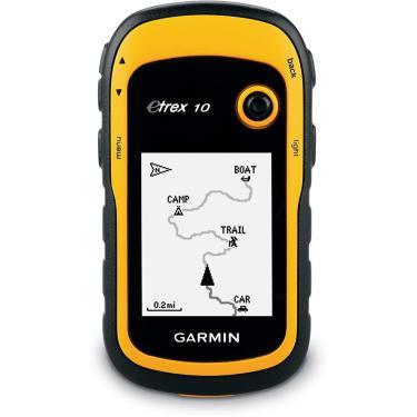Garmin Etrex 10 Navegador De Gps Portátil Mundial