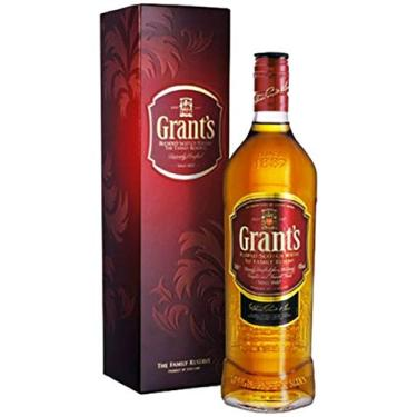 Whisky Grant's 8 Years 750ml